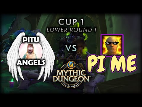 The Pitu's Angels vs PI ME | Lower Round 1 | MDI Shadowlands Cup 1