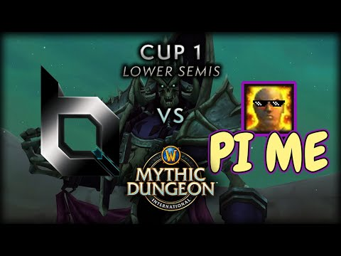 Obey Alliance vs PI ME | Lower Semis | MDI Shadowlands Cup 1