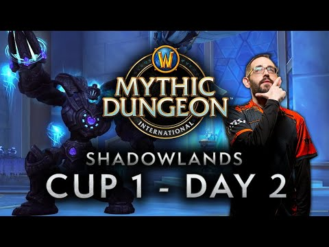 MDI Shadowlands | Cup 1 | Day 2
