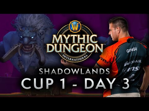 MDI Shadowlands | Cup 1 | Day 3