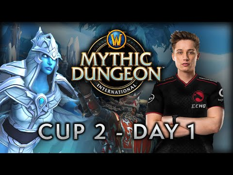 MDI Shadowlands Cup 2 | Day 1 Full VOD