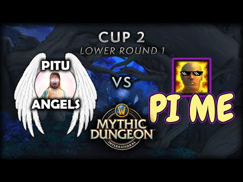 The Pitu's Angels vs PI ME | Lower Round 1 | MDI Shadowlands Cup 2