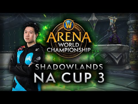 AWC Shadowlands Cup 3   NA Top 8 Full VOD