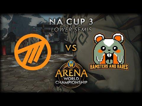 Method NA vs Hamsters & Hares | Lower Semis | AWC Shadowlands NA Cup 3
