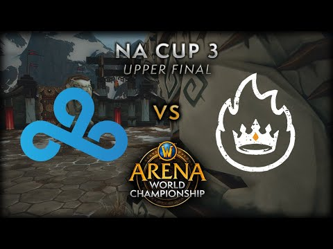 Cloud9 vs OTK | Upper Final | AWC Shadowlands NA Cup 3