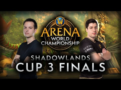 AWC Shadowlands Cup 3   Championship Sunday Full VOD