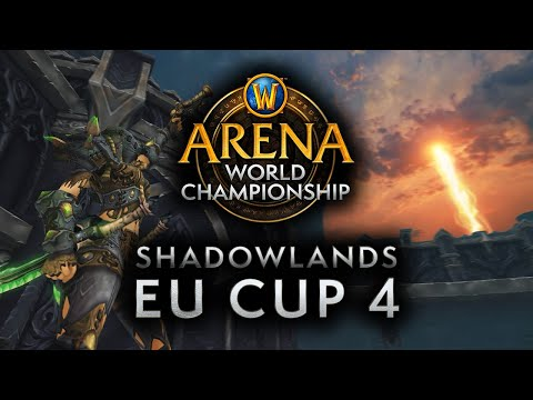 AWC Shadowlands Cup 4 | EU Top 8 Full VOD