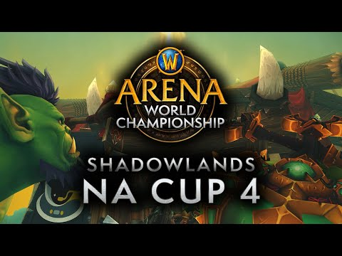 AWC Shadowlands Cup 4 | NA Top 8 Full VOD