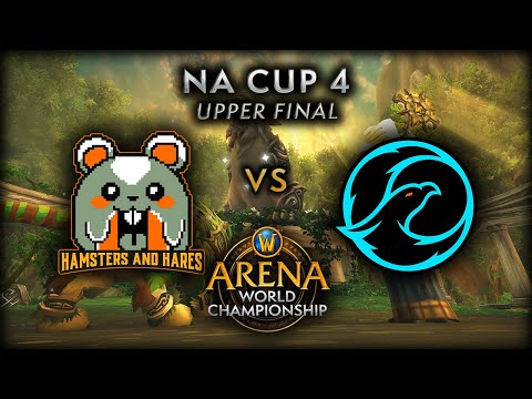 Hamsters & Hares vs Charlotte Phoenix | Upper Final | AWC Shadowlands NA Cup 4