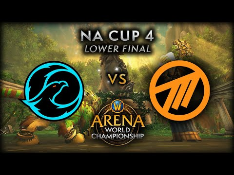 Charlotte Phoenix vs Method NA | Lower Final | AWC Shadowlands NA Cup 4