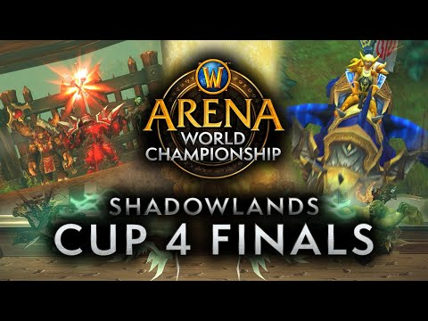 AWC Shadowlands Cup 4 | Championship Sunday Full VOD