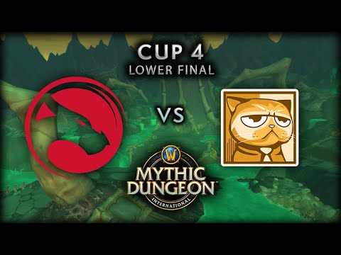 Perplexed vs Echo | Lower Finals | MDI Shadowlands Cup 4