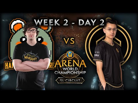 Hamsters & Hares vs Golden Guardians | Week 2 Day 2 | AWC SL Circuit