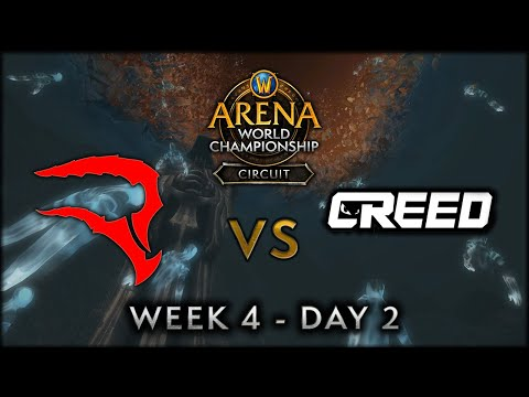 Reload Esports vs CREED | AWC SL Circuit | Week 4 - Day 2
