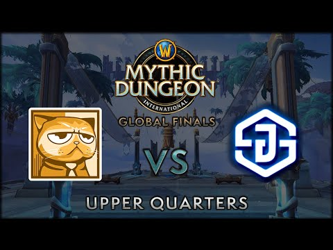Perplexed vs Just So So   MDI Shadowlands Global Finals   Day 1