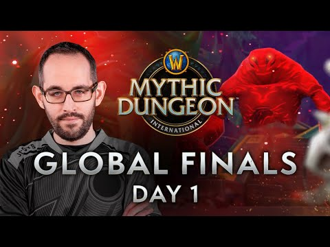 Full VOD   MDI Shadowlands Global Finals   Day 1