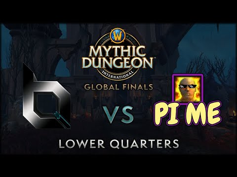 Obey Alliance vs PI ME | Mythic Dungeon International Global Finals | Day 2
