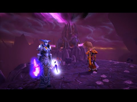 Burning Crusade Classic: Blood Elves and Draenei – Pre-Expansion Live on May 18