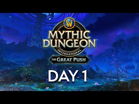 The Great Push | Day 1