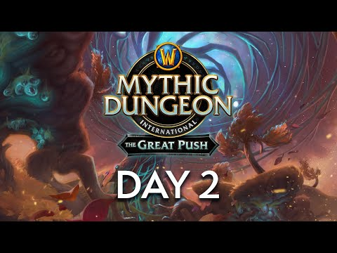 The Great Push | Day 2
