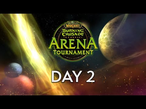 WoW Classic Arena Tournament - Day 2